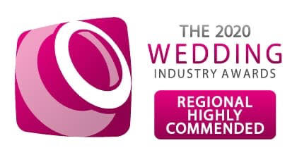 Wedding industry awards 2020 highly recommended